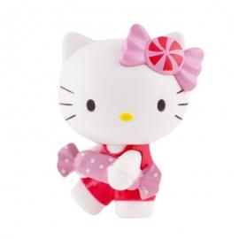 Figura para tartas Hello Kitty con caramelos - Miles de Fiestas