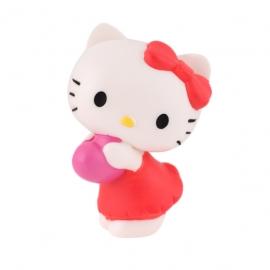 Figura para Tartas Hello Kitty con Corazón - Miles de Fiestas
