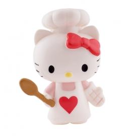 Figura para Tartas Hello Kitty Pastelera - Miles de Fiestas