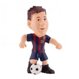 Figura para tartas Messi Barcelona - Miles de Fiestas