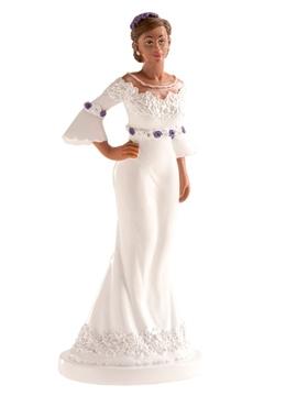 Figura de Boda Mujer Glamour 16 cm
