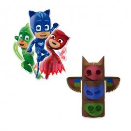 Figuras decorativas Pj Masks