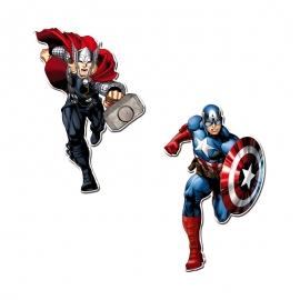 Figuras Decorativas Vengadores Modelo A