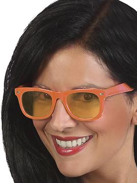 Gafas Naranjas