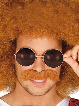Gafas Hippie Negras