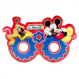Gafas Mickey Mouse y Pluto 6 Unidades - Miles de Fiestas