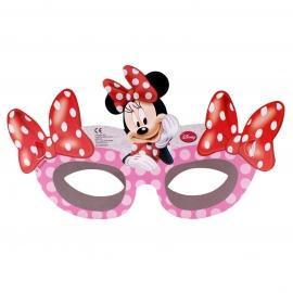 Gafas Minnie Mouse 6 Unidades - Miles de Fiestas