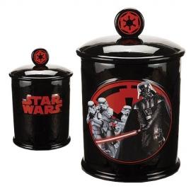 Bote de Cerámica para galletas Star Wars