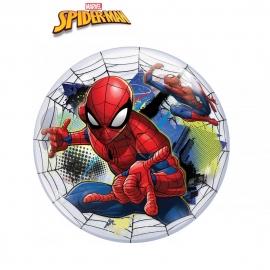 Globo Burbuja Spiderman 56 cm