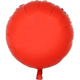 Globo circular Rojo 46cm