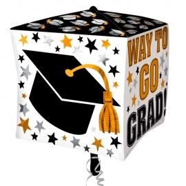 Globo Cubo Graduación