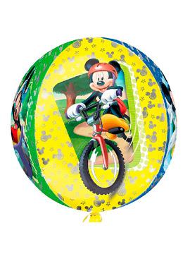Globo de Foil 4 Caras Mickey