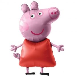 Globo de Foil Peppa Pig 83cm