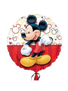 Globo Redondo Mickey Mouse 43 cm