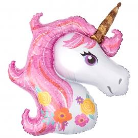 Globo Foil Unicornio Mágico