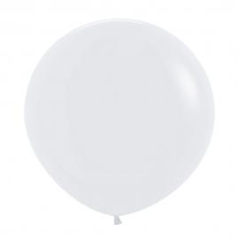 Globo Gigante Blanco 91 cm
