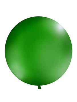 Globo Gigante Verde Oscuro 1 m