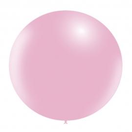 Globo Gigante Rosa Bebé 60 cm