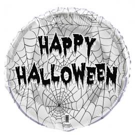 Globo Happy Halloween Telaraña