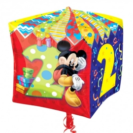 Globo Mickey Mouse número 2