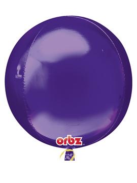 Globo Orbz Lila 40 cm
