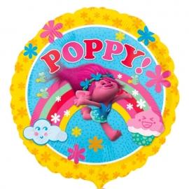 Globo Poppy Trolls 43 cm