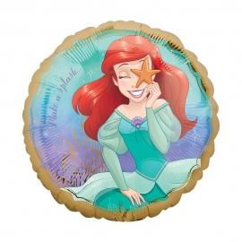 Globo Foil Princesa Ariel 43 cm