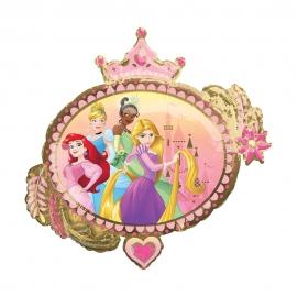 Globo Foil Princesas Disney 86 cm