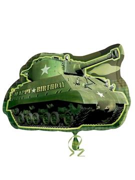 Globo Tanque Verde 65cm