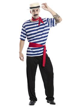Disfraz Gondolero Adulto