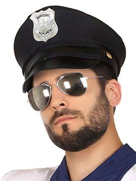 Gorra Policía Adulto