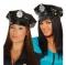 Gorra Policía Negra