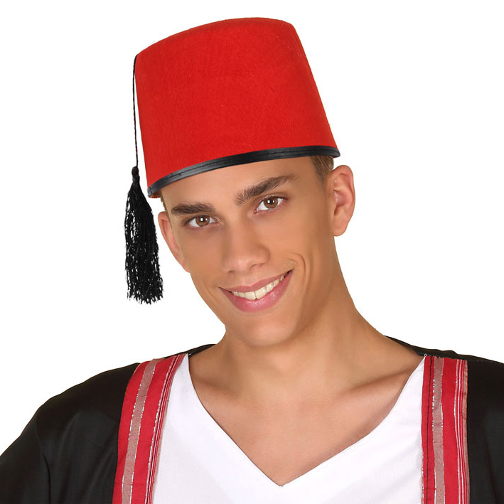 Sombrero Árabe  - Complemento Disfraz - Envíos 24 h ✅ 08fc2c4d8ec