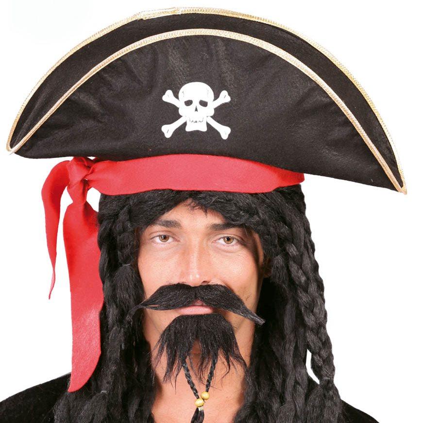 Gorro Pirata Adulto