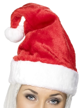 Gorro Santa Claus Deluxe