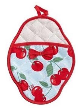 Guante para horno Super Cherry