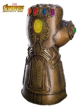 Guantelete del Infinito Thanos Adulto
