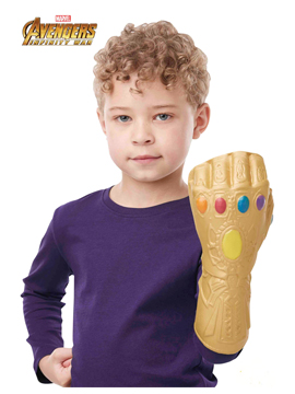 Guantelete Thanos Infinity War Original