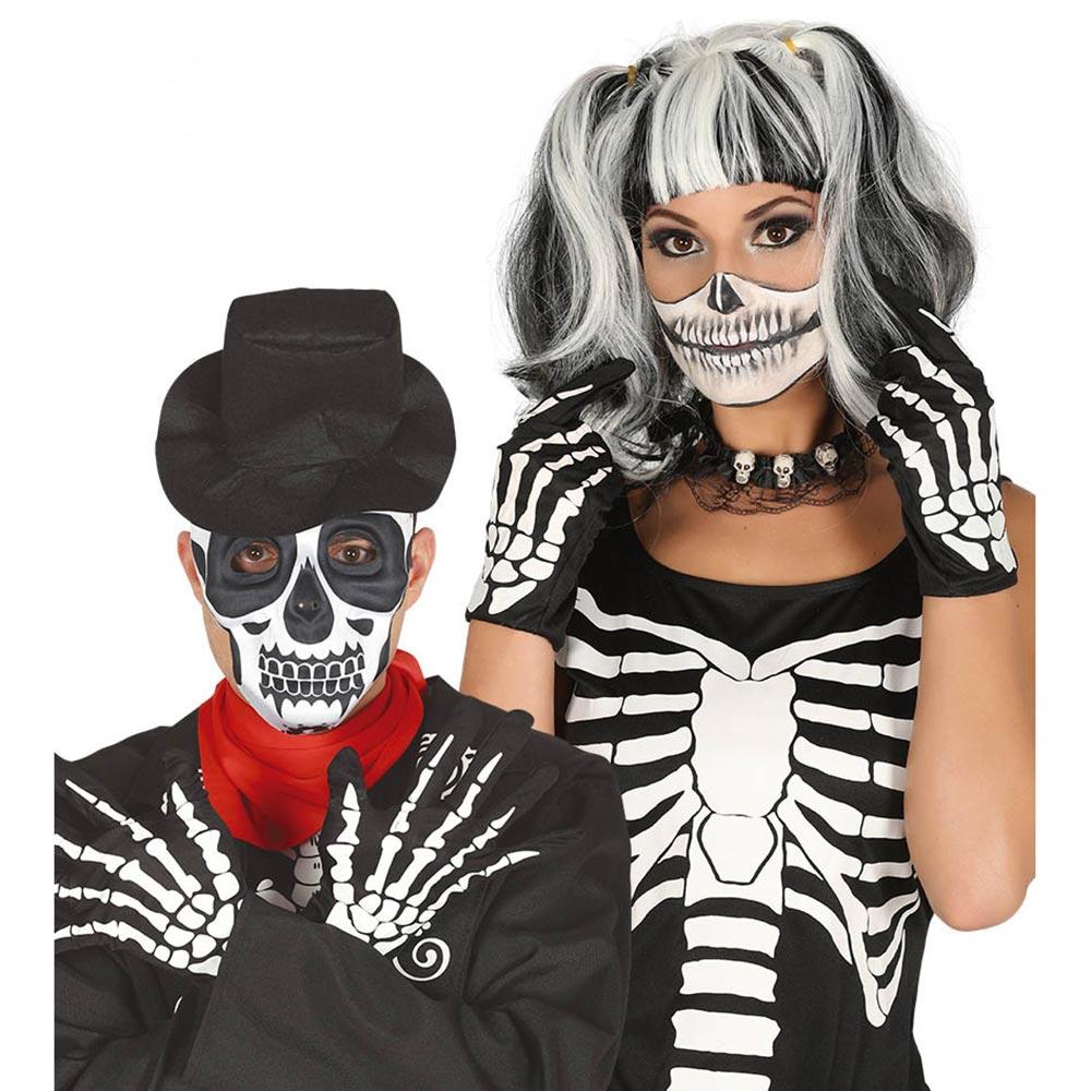 Guantes Esqueleto 25 cm