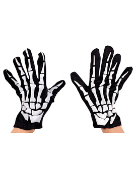 Guantes Skeleton Adulto