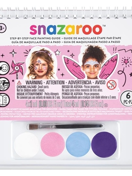 Guía Maquillaje Infantil Hadas
