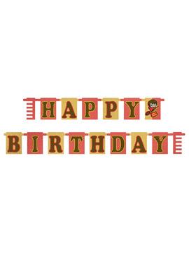 Guirnalda Happy Birthday Harry Potter 1,60 m