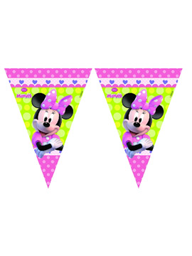 Guirnalda Minnie Happy
