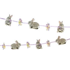 Guirnalda Pascua Truly Bunny 3 Metros