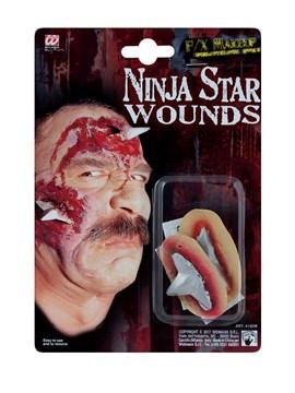 Herida Falsa de Estrella Ninja