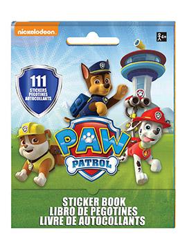 Set de 111 Pegatinas Patrulla Canina