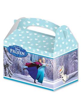 Juego de 4 Cajas para Dulces Frozen Elsa y Anna