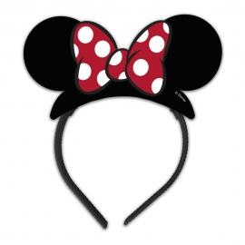 Juego de 4 diademas Minnie Mouse