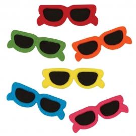 Juego de 6 Gafas de Sol de Azúcar