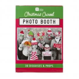 Kit de 30 Accesorios para Photocall Navidad
